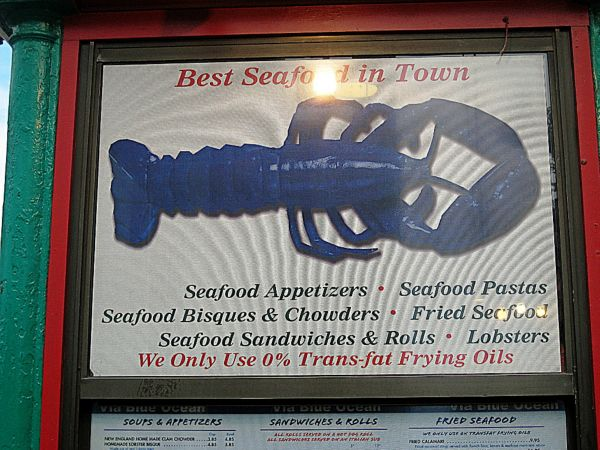 Newport Lobsters